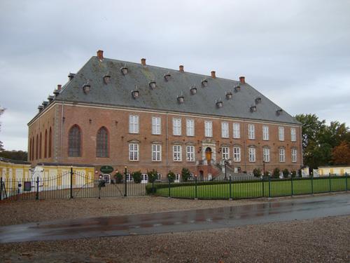 valdemar slot historie